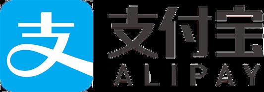 alipayのロゴ