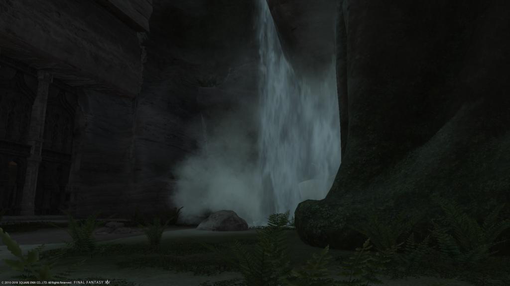 ラールガーリーチの滝