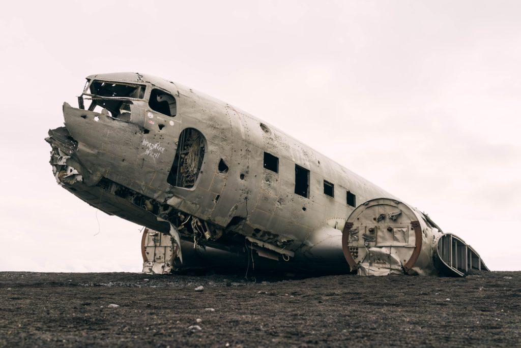 廃墟のジェット