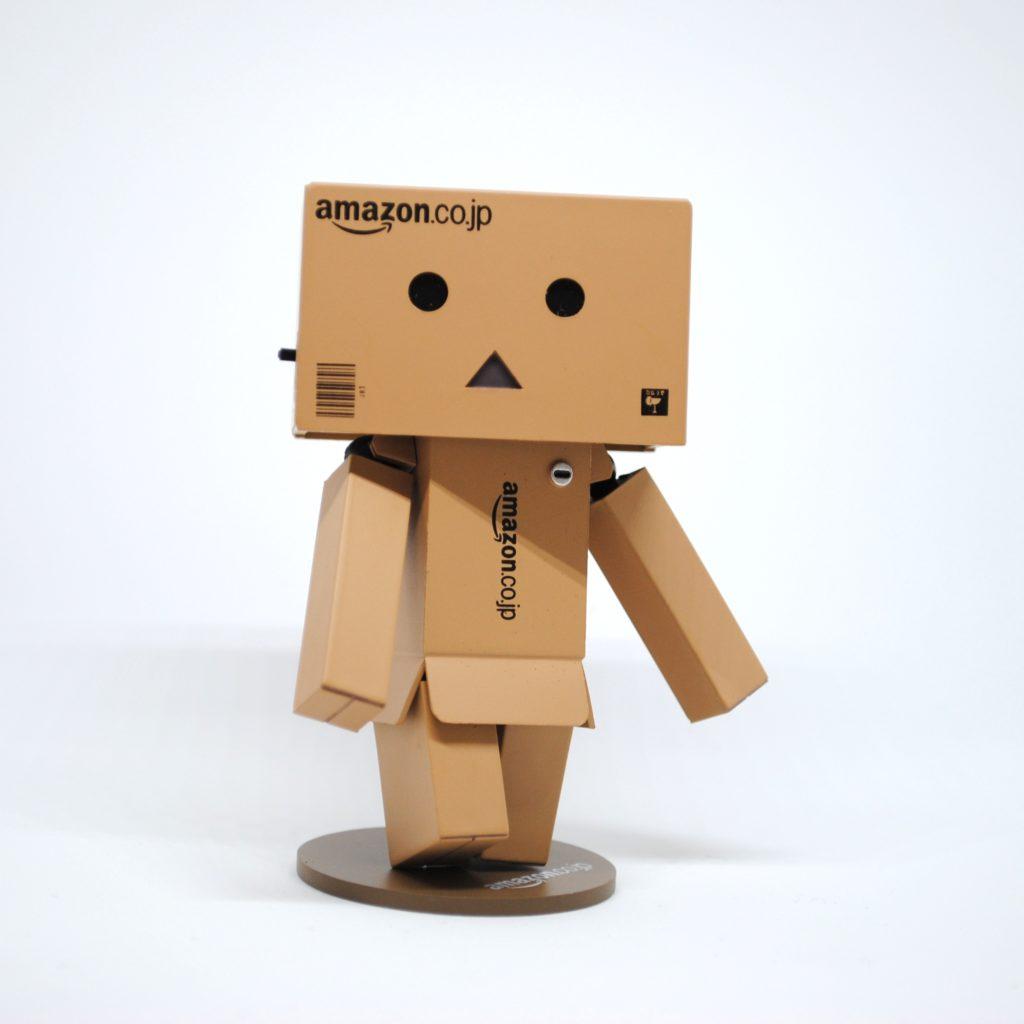 Amazonのはこのマスコット