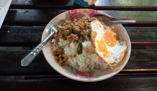 タイ料理は辛いけど、バンコクには日本料理店多数あるので平気