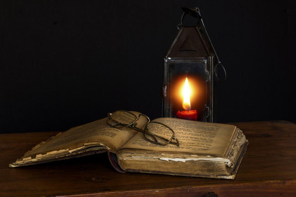 深夜の読書