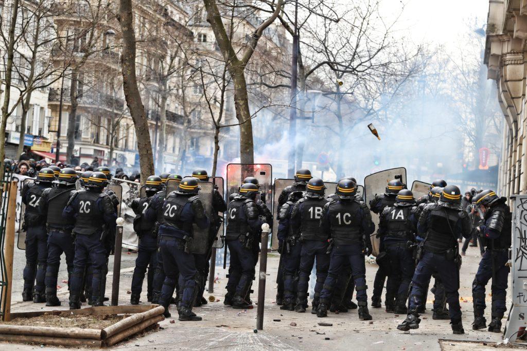 フランスのあのテロのようだ