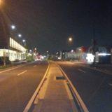 ウニクス浦和美園の通り
