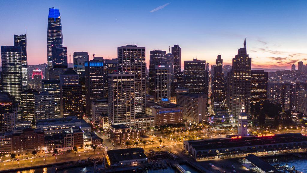 サンフランシスコの光景
