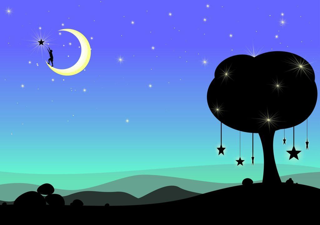 夜のデザイン
