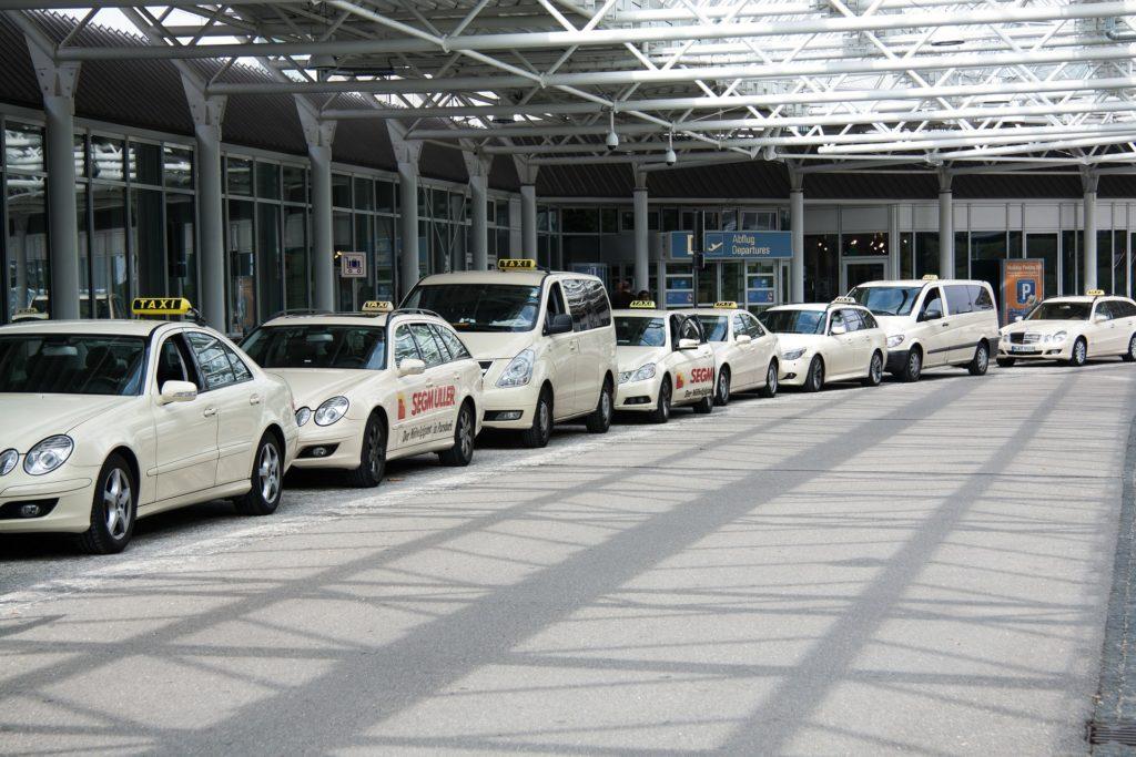 ミュンヘンの空港