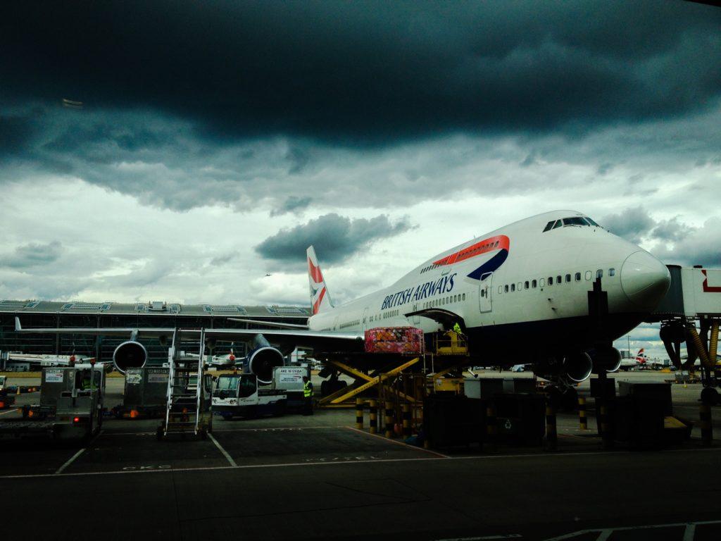 イギリスの航空