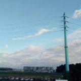 ある日の埼スタコンコースからの眺め