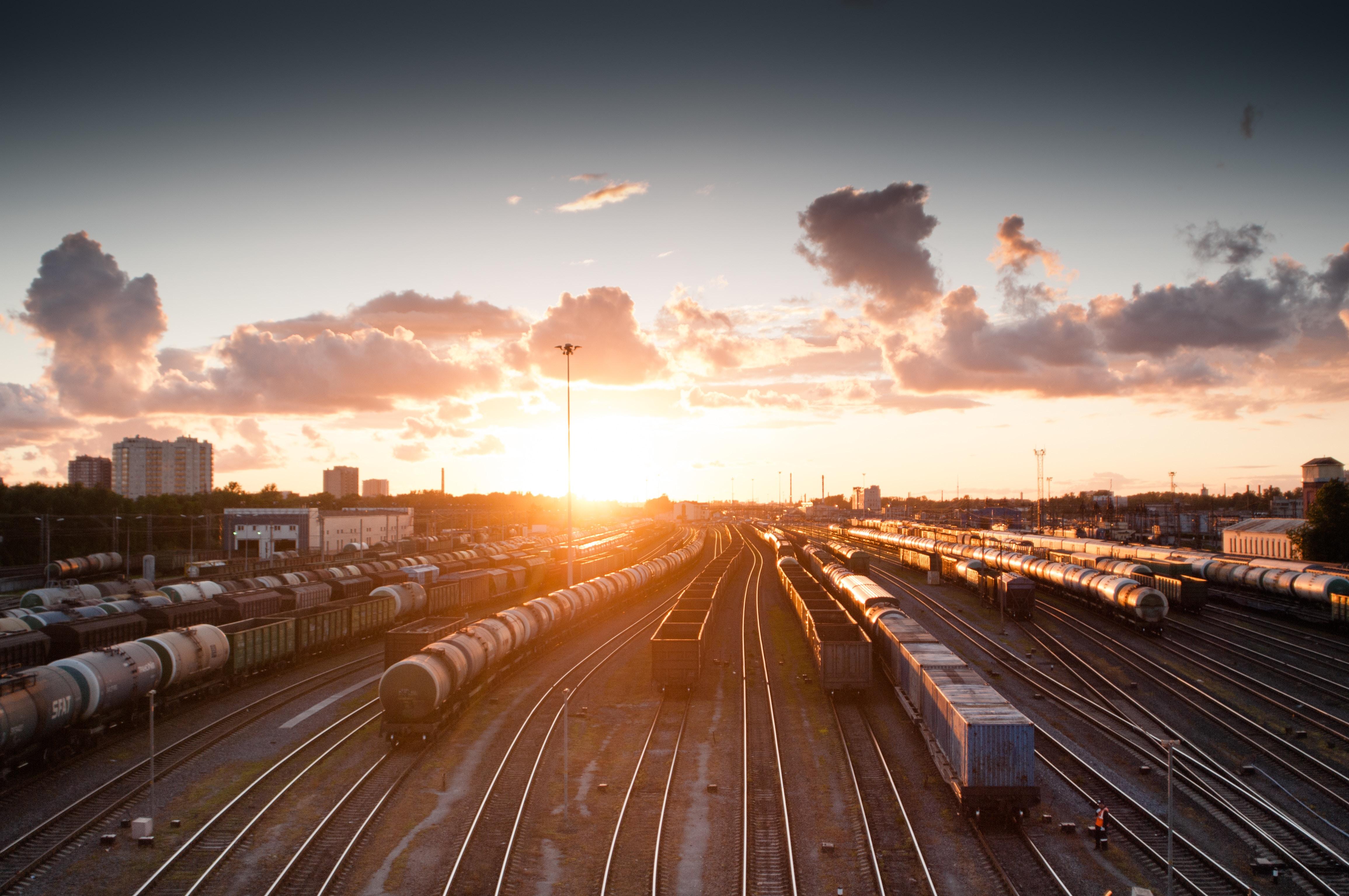 ロシアの鉄道