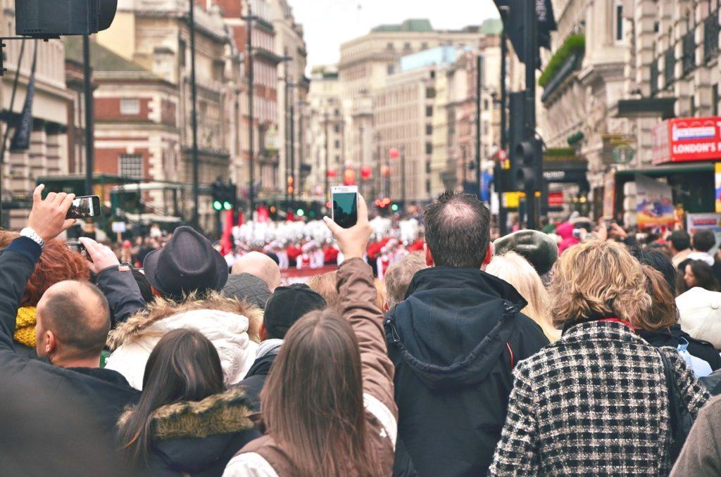 イギリスのパレード