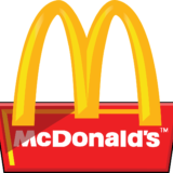マックのロゴ