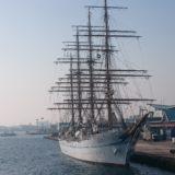 鹿児島の港