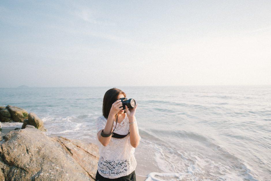タイのどこかの海