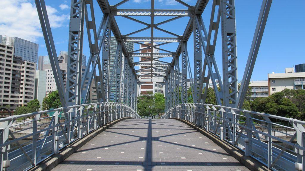 アジアのどこかの橋