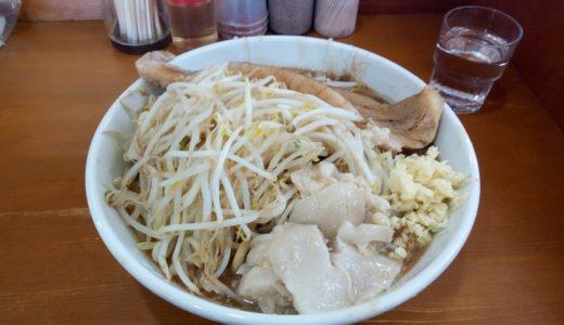 【本庄市ジライヤ】ラーメンの麺がかたいから初見は柔らかめに