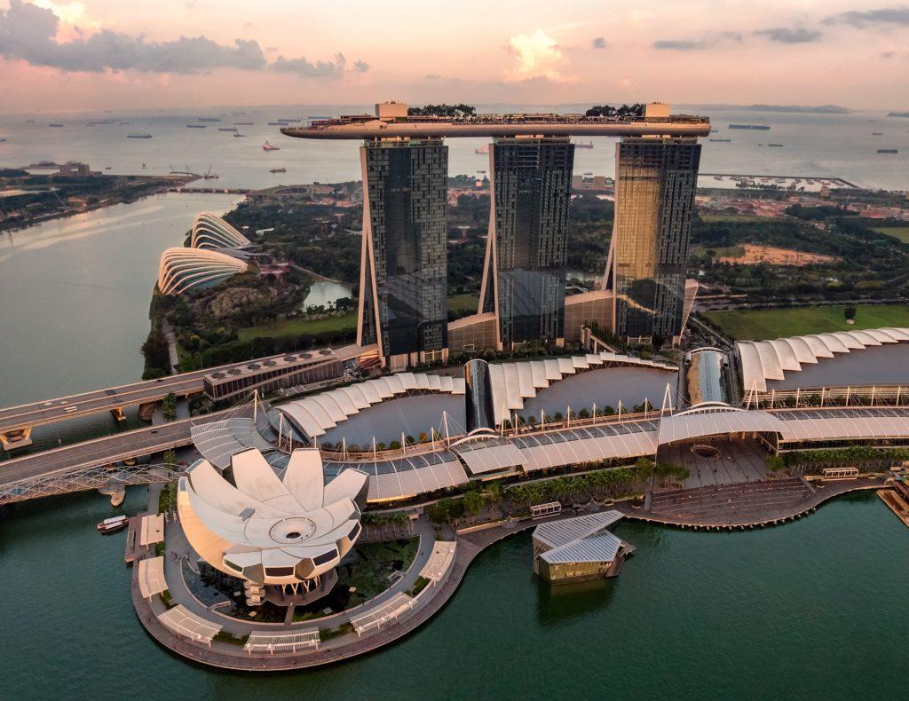 シンガポールの有名なアレらしい