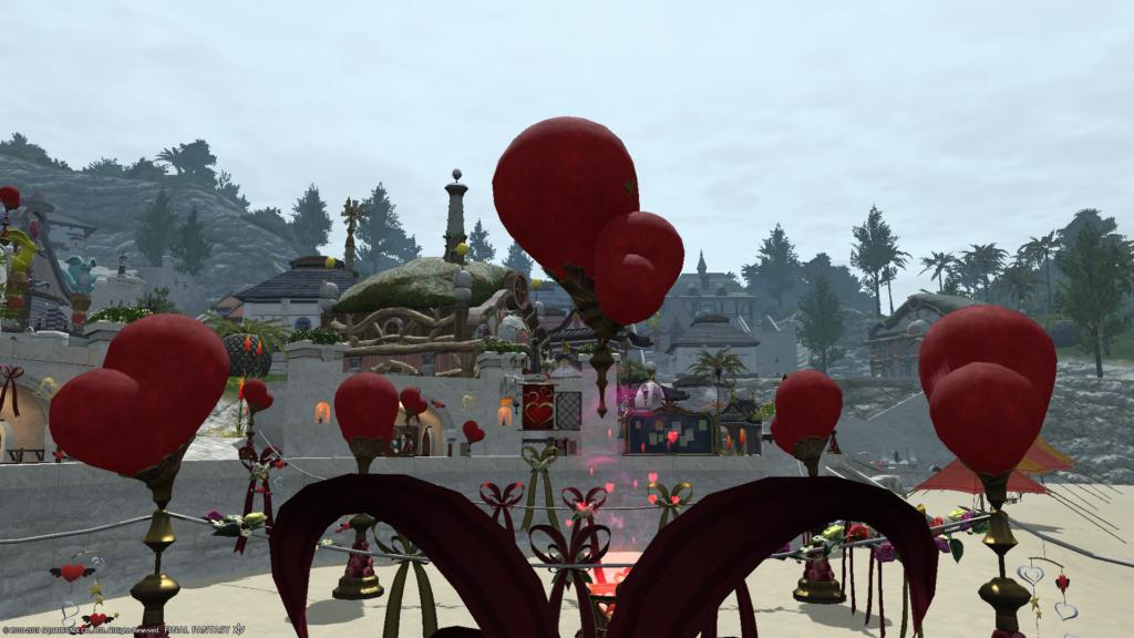 ff14のバレンタインデー