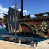 クガネの船