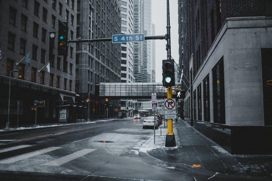 ニューヨークあたりのストリート