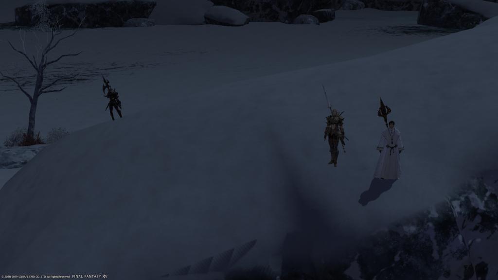 3人の竜騎士