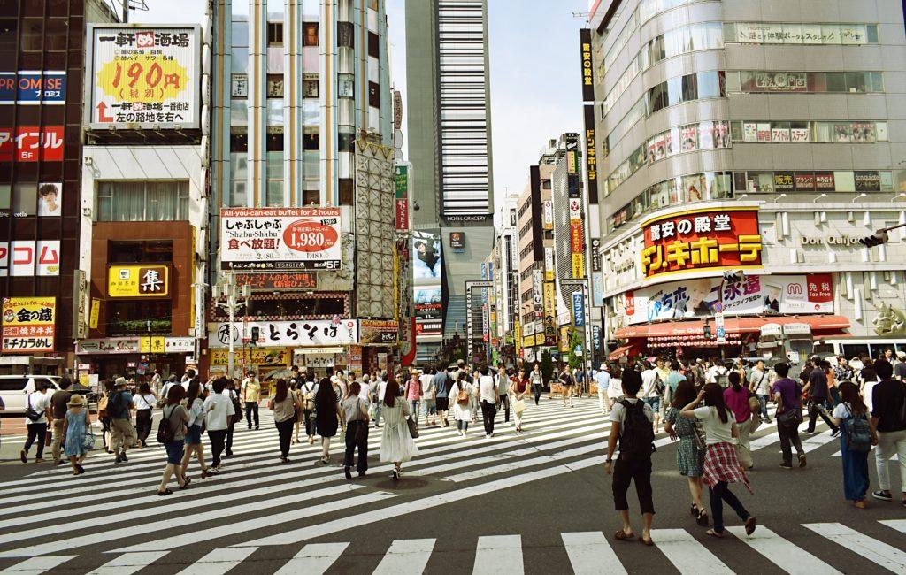 歌舞伎町らしい