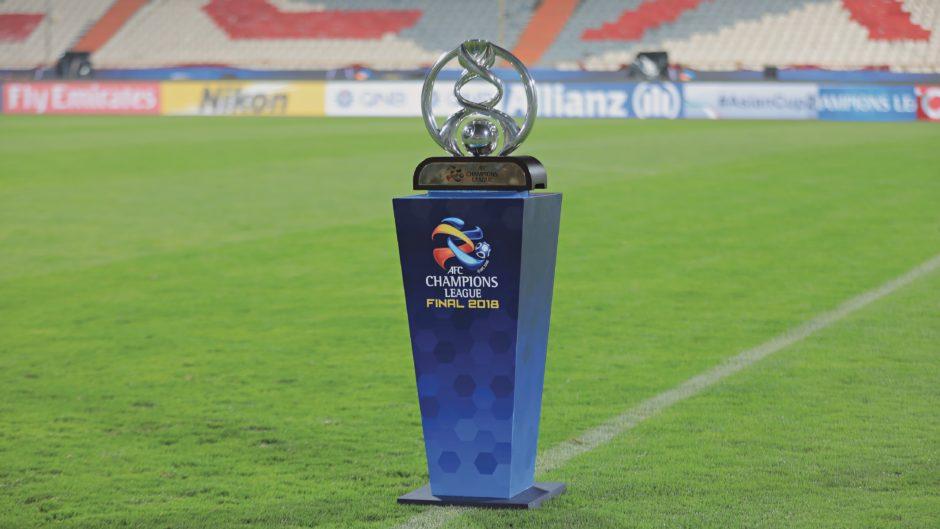 2018年のカシマのACLカップ