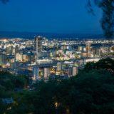 熊本の夜景らしい