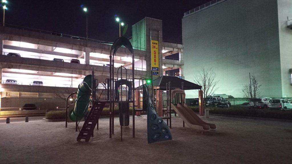 高崎駅の旭町公園