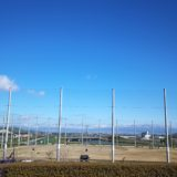 藤岡市の野球場