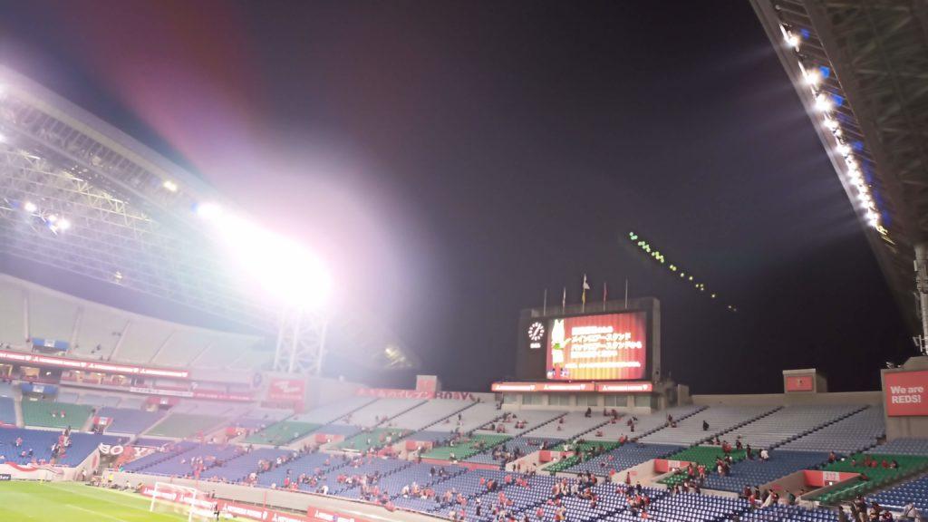 20年ホーム名古屋戦 試合後